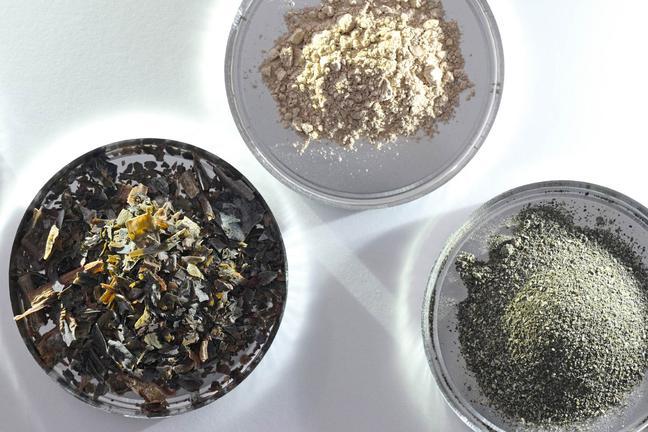 Kelp-Powders